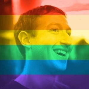 O CEO do Facebook, Mark Zuckerberg, atualizou sua foto de perfil nesta sexta-feira, 26