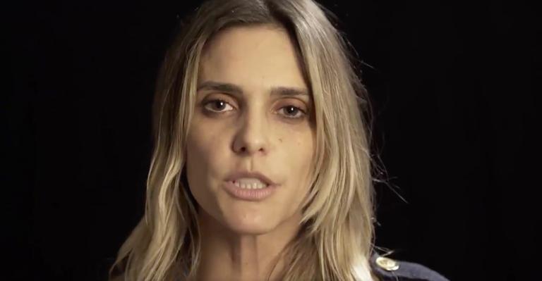 Fernanda Lima sobre ataques via redes sociais: 'Viu como é importante falarmos sobre machismo?'