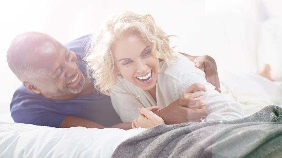 Sexo após a menopausa? Sim!