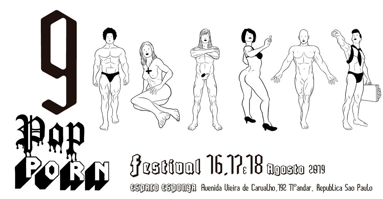 Sexo, tabus e um diálogo transparente no Festival PopPorn 9, em SP