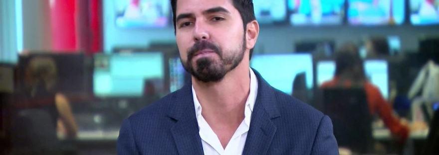 Joaquim Leães de Castro em live com o infectologista Álvaro Costa sob o tema PreP/HIV