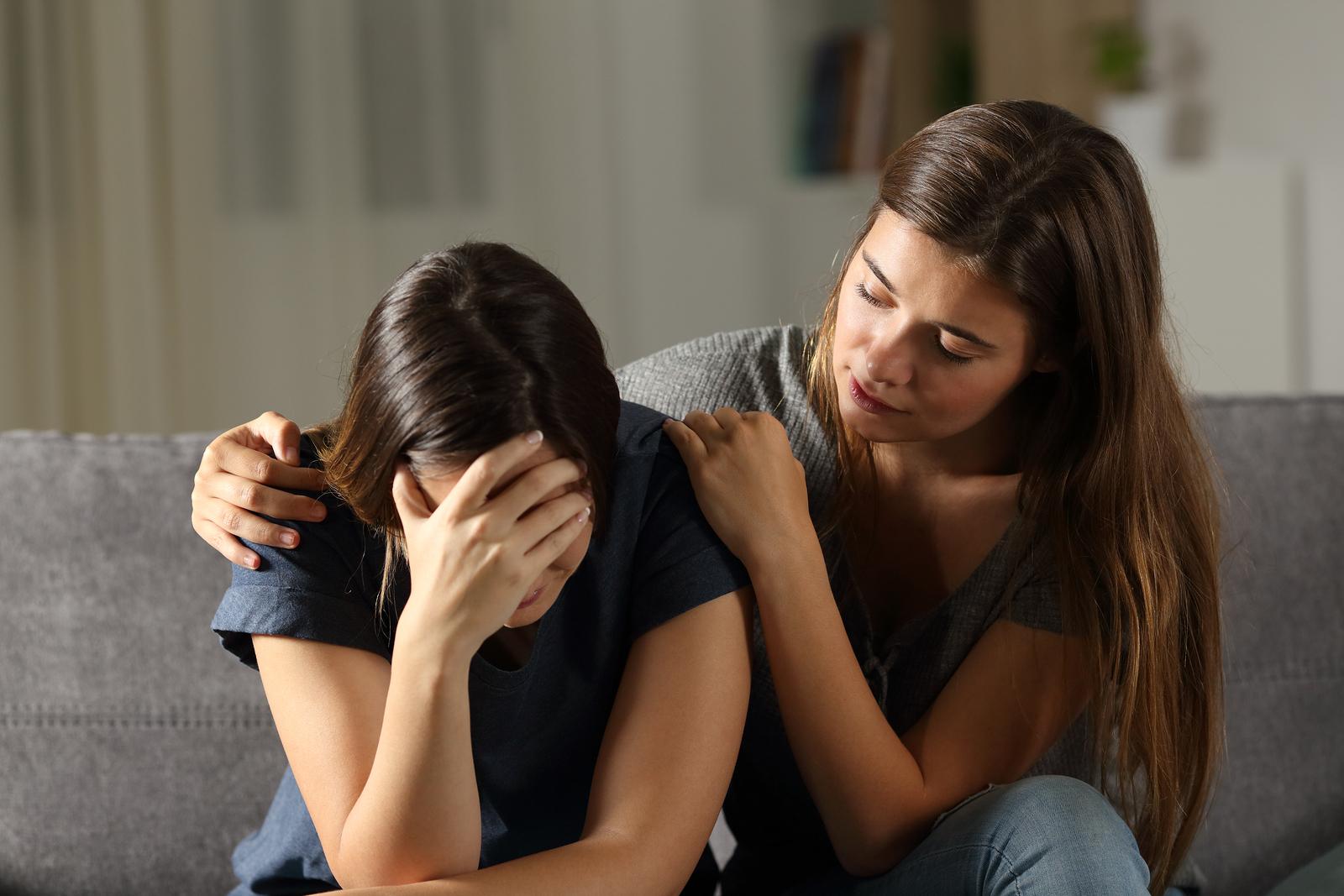 Como ajudar um amigo a procurar uma terapia?