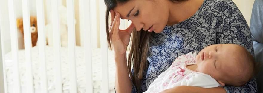Depressão pós-parto: quando procurar ajuda?