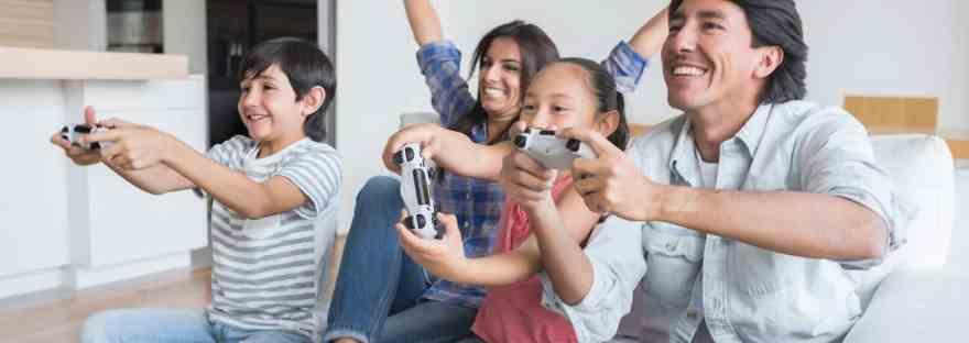 Videogames podem ser bons para a saúde mental se usados da forma correta