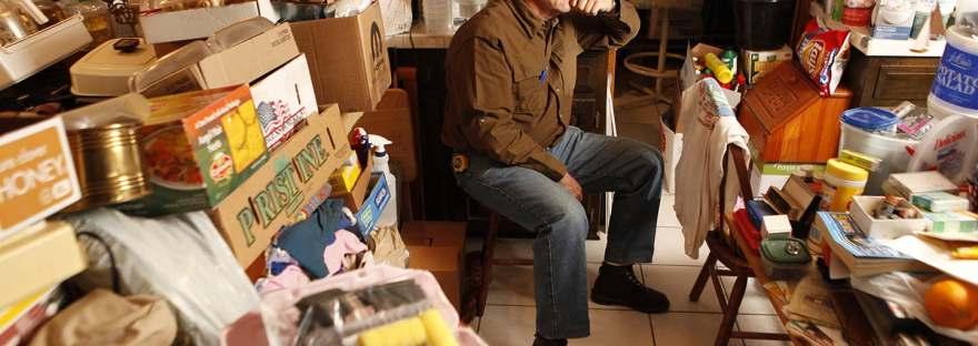 Transtorno de Acumulação: quando o excesso de objetos tentam preencher um vazio emocional