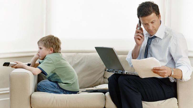 Abandono Parental: quando os pais estão presentes fisicamente, mas são ausentes